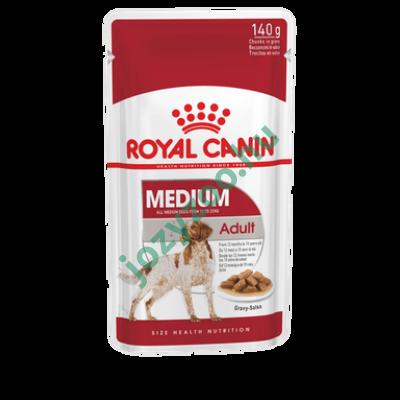 Royal Canin SHN WET MEDIUM ADULT (10*140g)