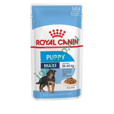 Royal Canin SHN WET MAXI PUPPY (10*140g)