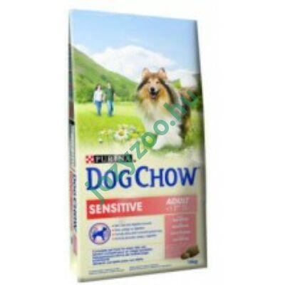 Dog Chow Adult Sensitive Salmon 14kg