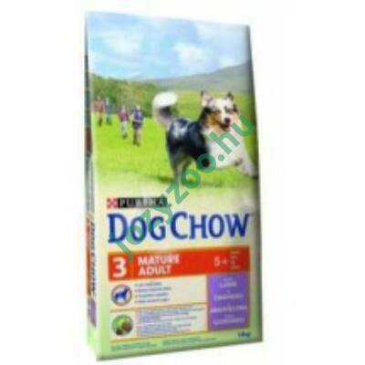 Dog Chow Mature Adult bárány + rizs 14kg