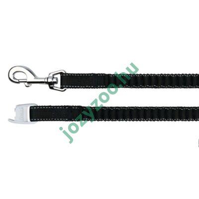 Flexi Vario Soft Stop Belt S húzást tompító rövid nylon póráz integrált gumiszalaggal