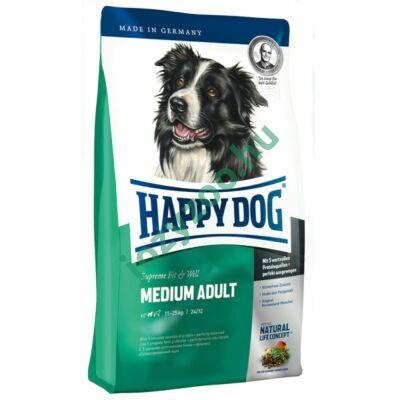HAPPY DOG FIT & WELL ADULT MEDIUM 12,5 KG