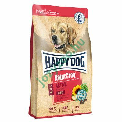 HAPPY DOG NATUR-CROQ ACTIVE 15KG