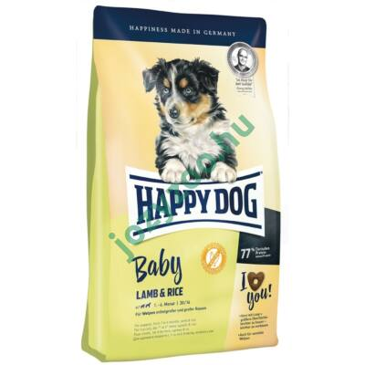 HAPPY DOG BABY LAMM/REIS 10KG