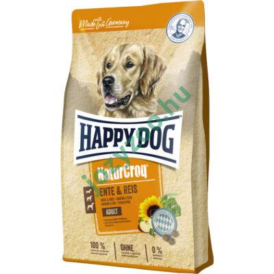 HAPPY DOG NATUR-CROQ ENTE/REIS 12KG