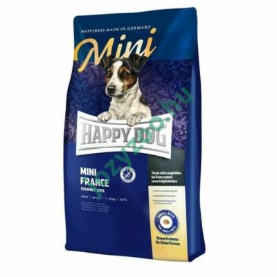 HAPPY DOG SUPREME MINI FRANCE 4KG