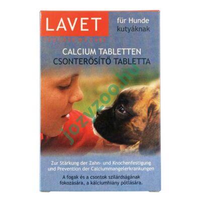 Lavet Csonterősítő tabletta 50db - Kutyák részére