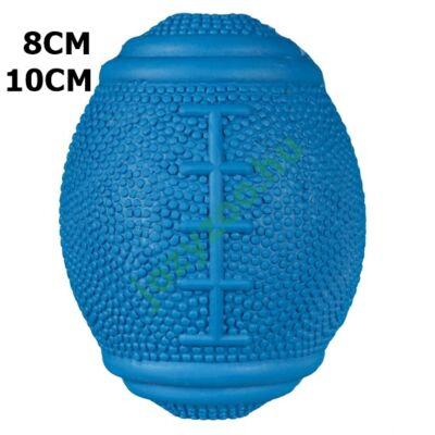TRIXIE Játék Gumi Rugby Snack Labda 8cm