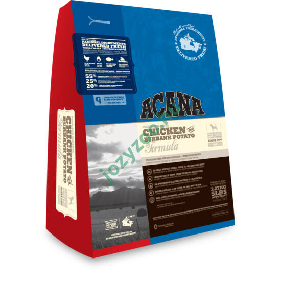 ACANA Cobb Chicken & Greens 17KG