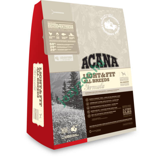 ACANA Light & Fit 6KG
