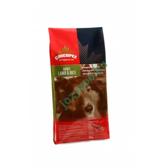 CHICOPEE ADULT LAMB/RICE 2KG