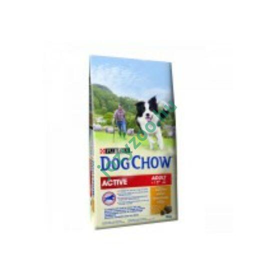 Dog Chow Active Csirke 14kg