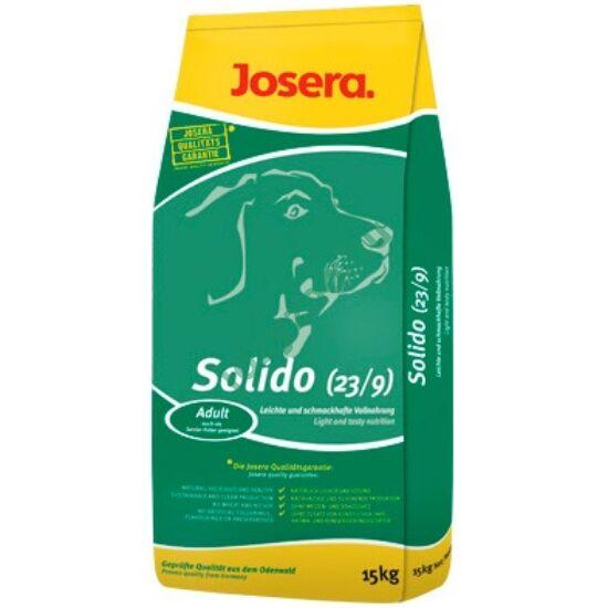 JOSERA SOLIDO 15 KG