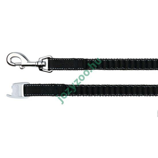 Flexi Vario Soft Stop Belt M húzást tompító rövid nylon póráz integrált gumiszalaggal