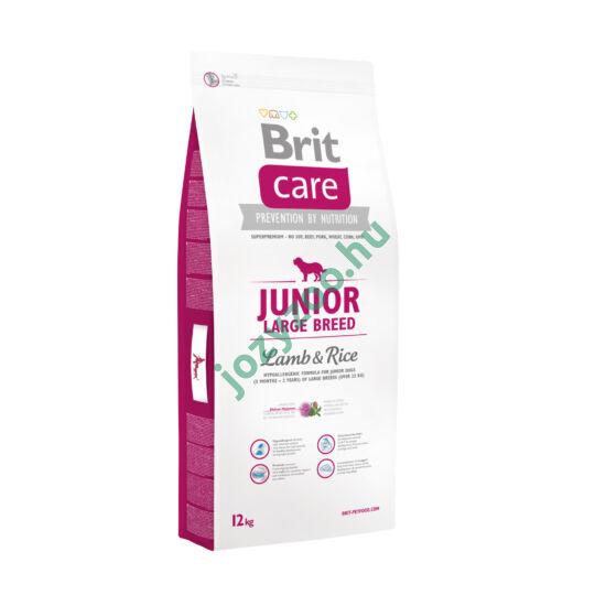 BRIT CARE JUNIOR LARGE BREED 3KG