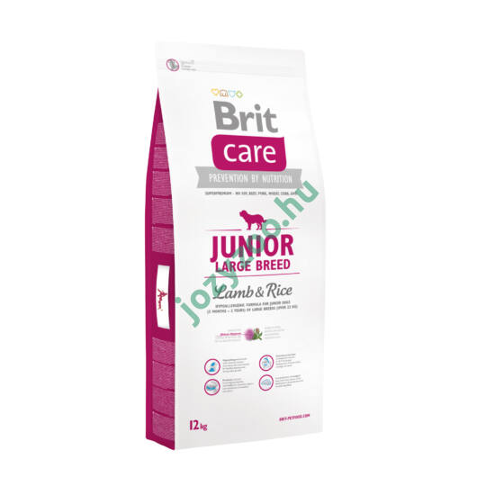 BRIT CARE JUNIOR LARGE BREED 1KG