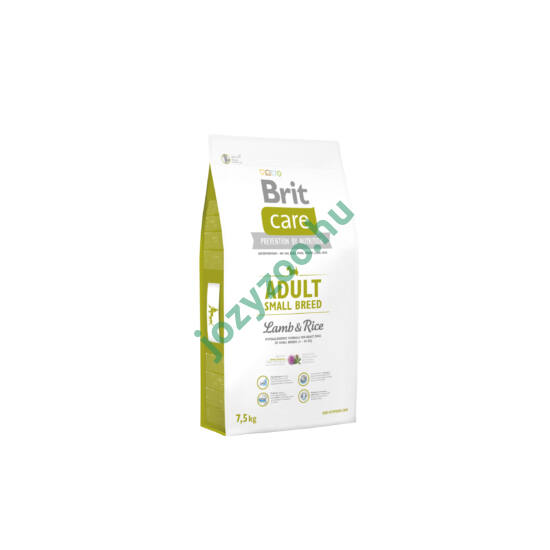 BRIT CARE ADULT SMALL 3KG