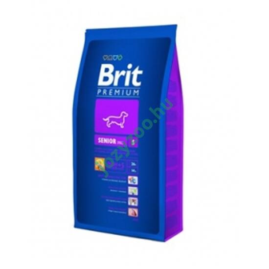 BRIT PREMIUM SMALL BREED SENIOR 1KG