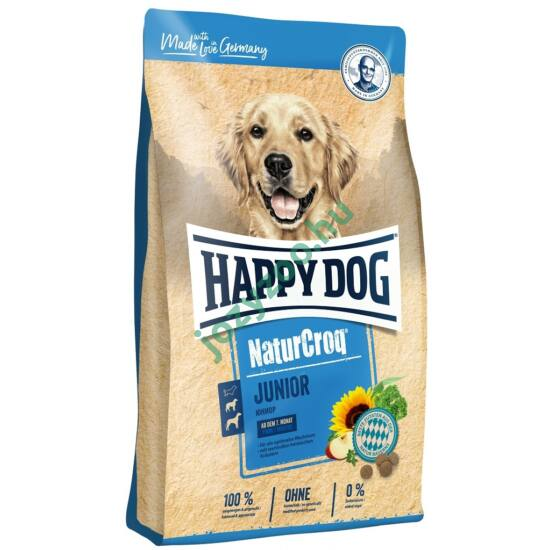 HAPPY DOG NATUR-CROQ JUNIOR 15KG