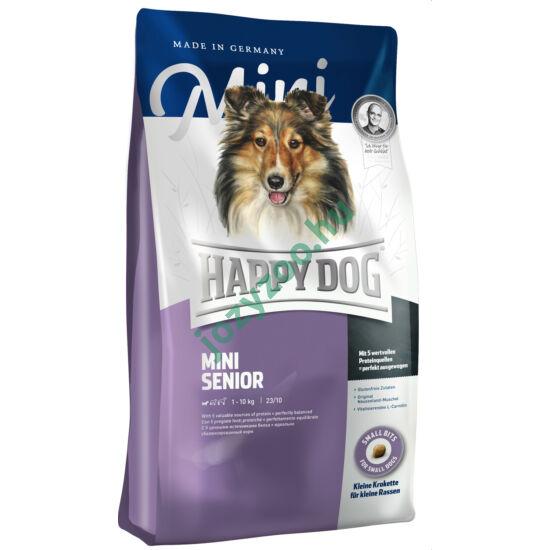 HAPPY DOG FIT & WELL MINI SENIOR 4KG