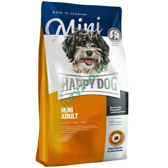 HAPPY DOG FIT & WELL ADULT MINI 4KG
