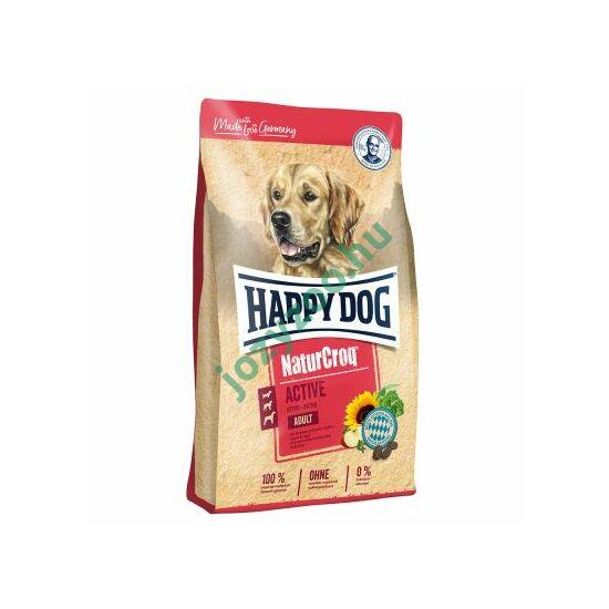 HAPPY DOG NATUR-CROQ ACTIVE 15KG