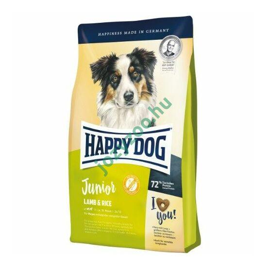 HAPPY DOG JUNIOR LAMM/REIS 10KG