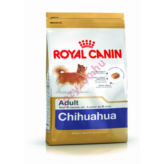 Royal Canin CHIHUAHUA ADULT 0,5KG