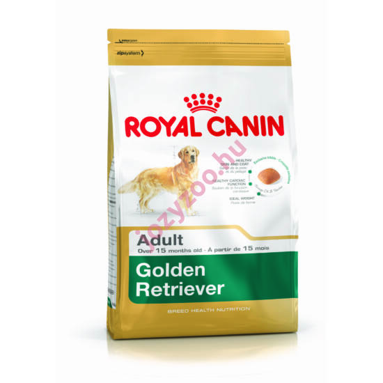Royal Canin GOLDEN RETRIEVER ADULT 3KG