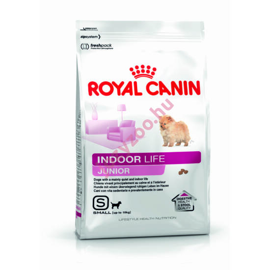 Royal Canin INDOOR LIFE JUNIOR SMALL DOG 0,5KG