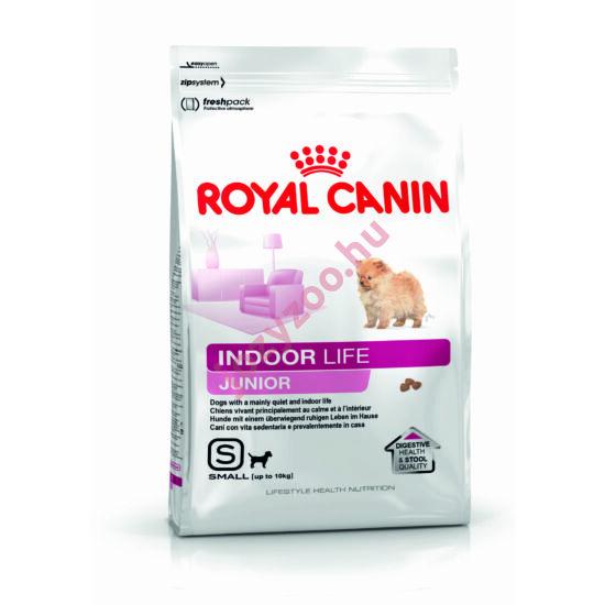 Royal Canin INDOOR LIFE JUNIOR SMALL DOG 0,5KG