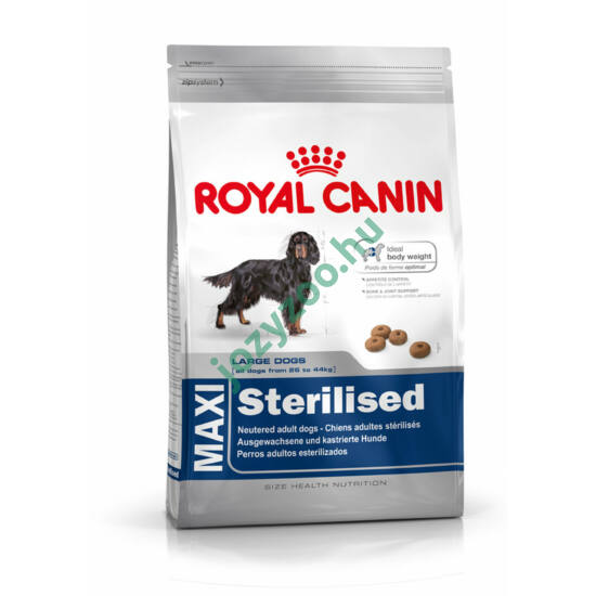 Royal Canin MAXI STERILIZED 3KG