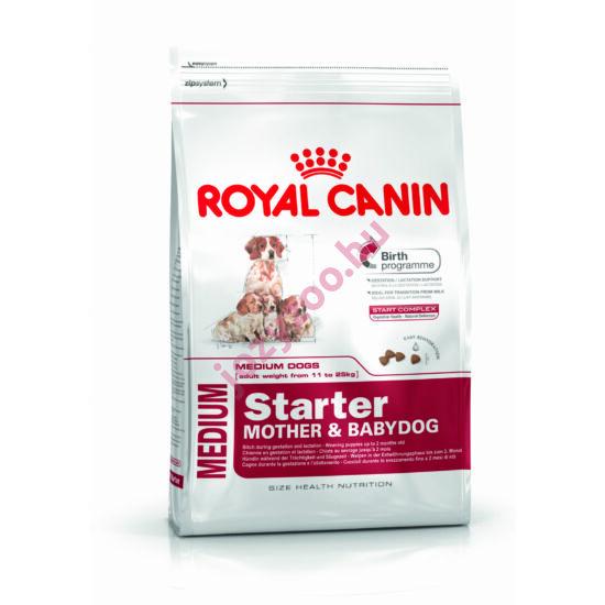 Royal Canin MEDIUM STARTER MOTHER & BABYDOG 1KG