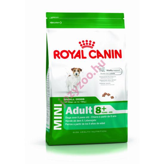 Royal Canin MINI ADULT 8+ 0,8KG