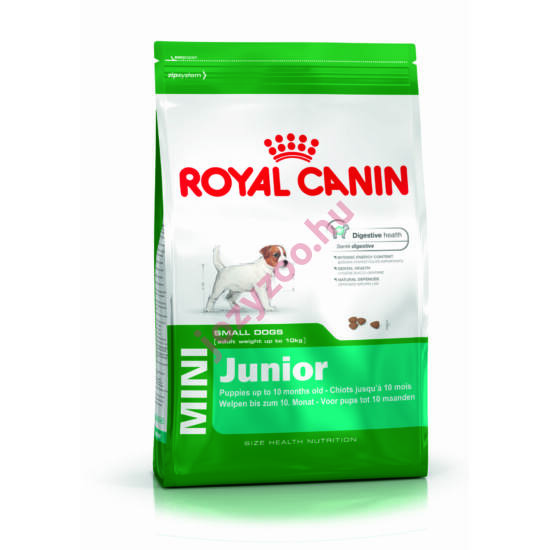 Royal Canin MINI JUNIOR 0,8KG