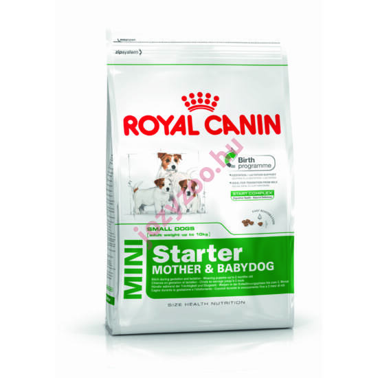 Royal Canin MINI STARTER MOTHER & BABYDOG 3KG