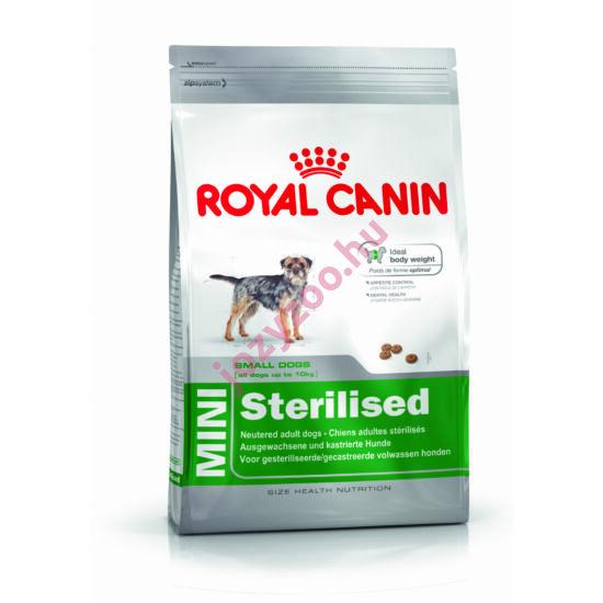 Royal Canin MINI STERILIZED 8KG