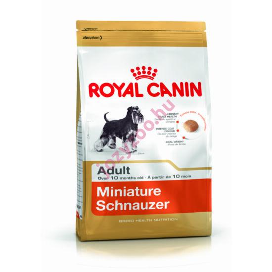 Royal Canin MINIATURE SCHNAUZER 3KG