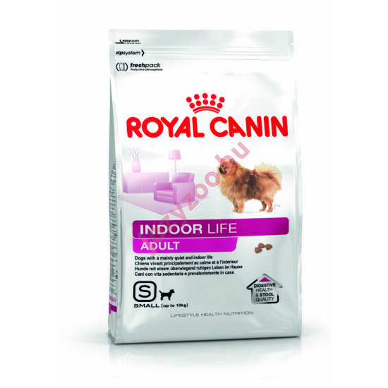 Royal Canin INDOOR LIFE ADULT SMALL DOG 0,5KG