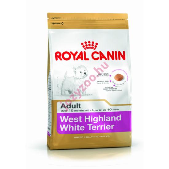 Royal Canin WEST HIGHLANDER WHITE TERRIER ADULT 0,5KG