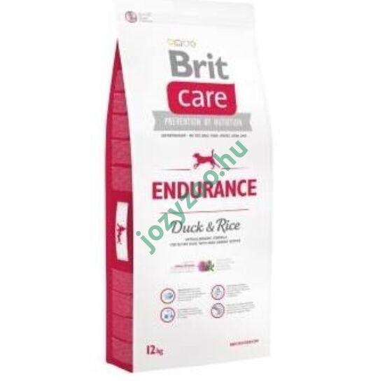 BRIT Care Endurance Duck&Rice   /  Active 12kg