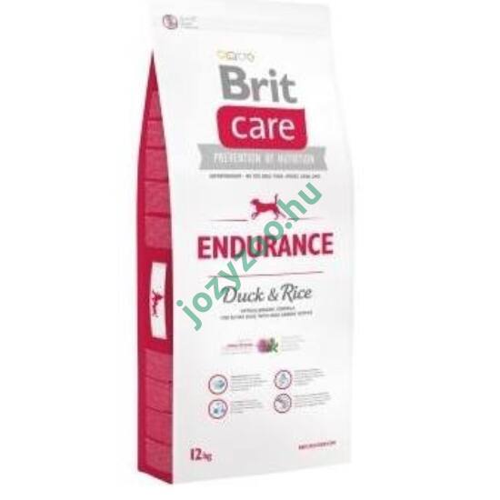 BRIT Care Endurance Duck&Rice   /  Active 3kg