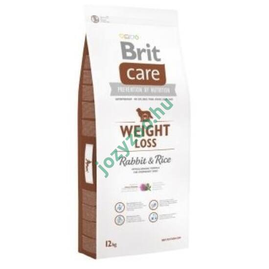 BRIT Care Weight Loss Rabbit&Rice  / Light 12kg
