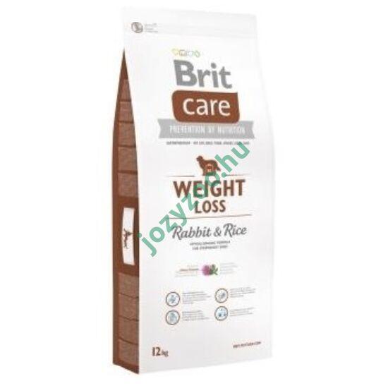 BRIT Care Weight Loss Rabbit&Rice  / Light 3kg