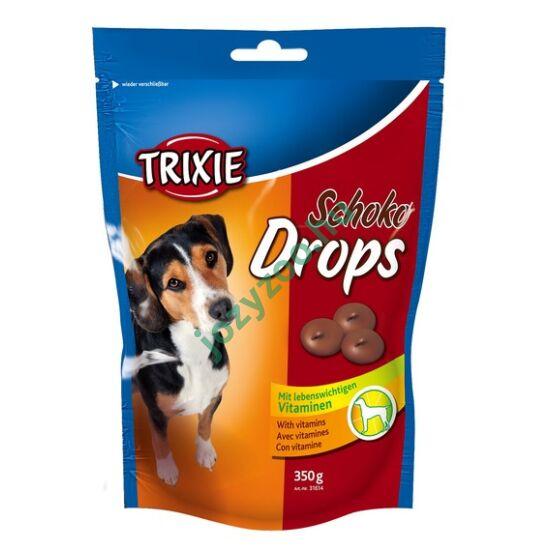 TRIXIE Jutalomfalat Csokoládé Drops 350gr