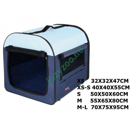 TRIXIE Táska Utazó Xs 32x32x47cm Kék/V.Kék