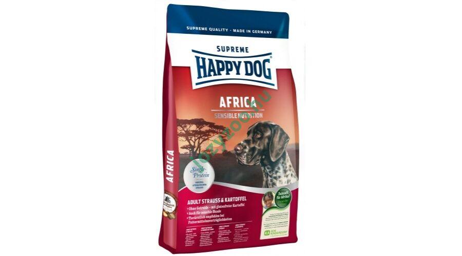 happy dog supreme africa 12 5kg happy dog jozyzoo llateledel. Black Bedroom Furniture Sets. Home Design Ideas